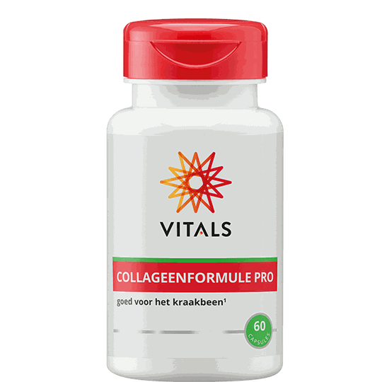 Vitals Collageenformule Pro 60 capsules