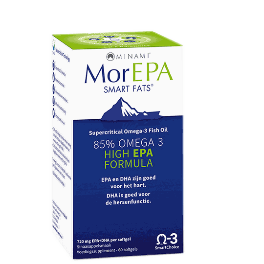 Vitals MorEPA softgels