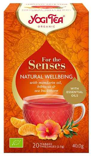 Yogi For the Senses Natural Wellbeing