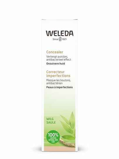 Weleda Naturally clear concealer 10 ml