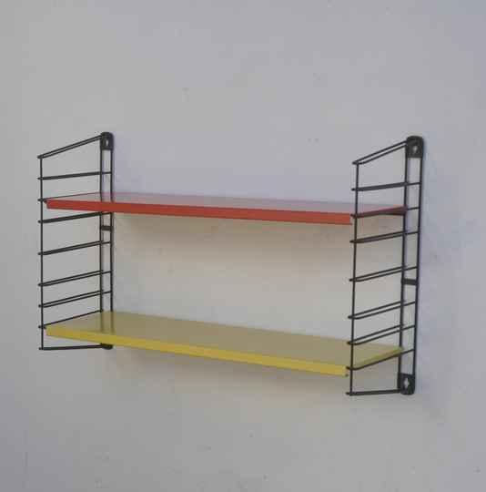 Tomado book rack small uprights