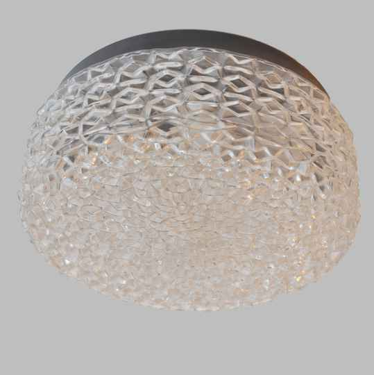crystal ceiling mount