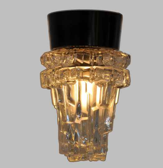 stalactite ceiling light, 3 available