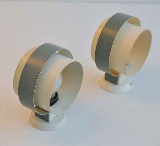 pair of Philips NX25 wall lamps