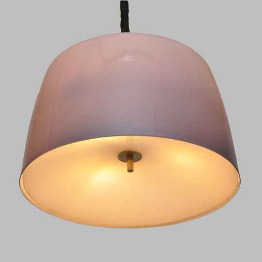Hagoort plexiglass ceiling light
