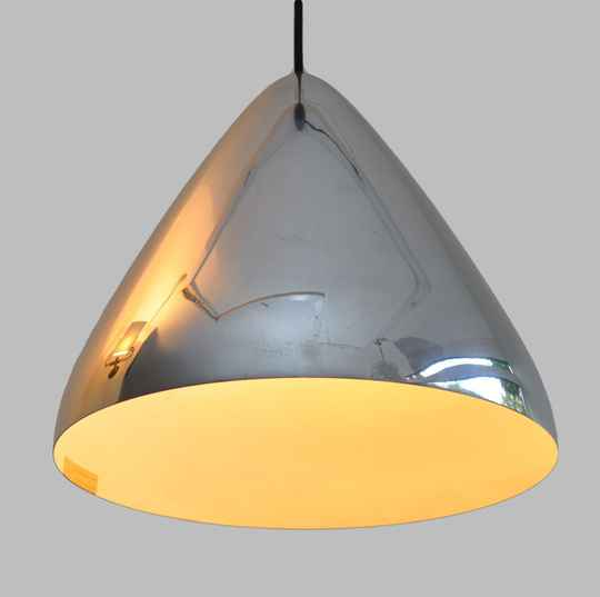 conic pendant lamp by Lisa Johansson-Pape for Orno