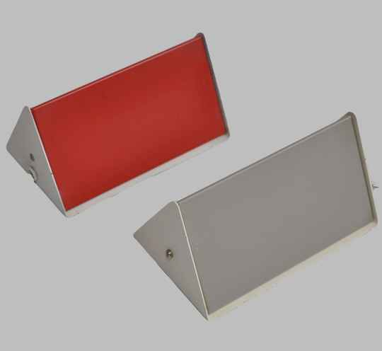 Anvia wall lamp 7013, 9 available, four colours