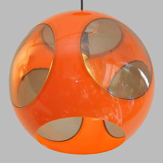Space Age UFO hanging lamp by Massive