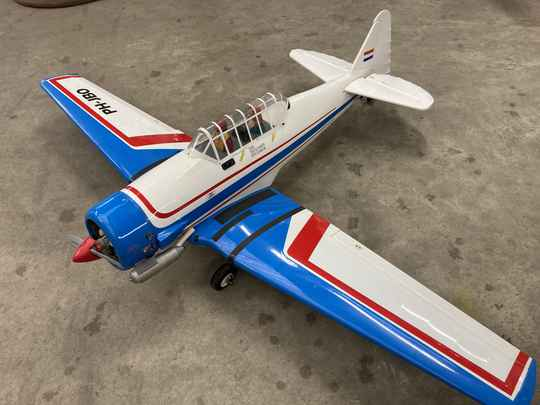 Used Plane AT6 Texan Hype 1.800mm Span #200604