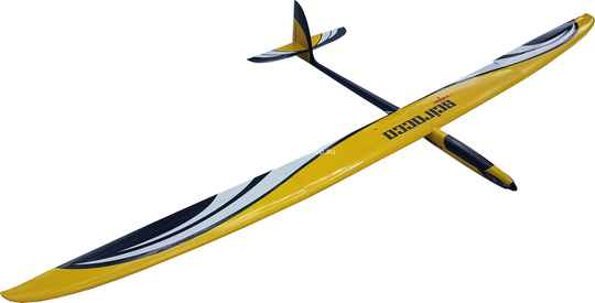 Robbe SCIROCCO 4,0 M PNP FULL-GRP HIGH-PERFORM Glider F5J 4.000mm Span #2634 **