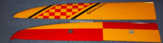 Valenta model part for plane #39 Temporal Wing D-Box *