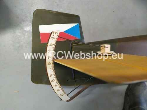 RBC Parts Rudder Deflection Device # RUD4MNQY78 ***