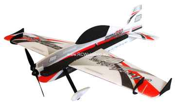 RC Factory  Extra 330 Aerobatics T09 Red 1000mm span EPP kit *