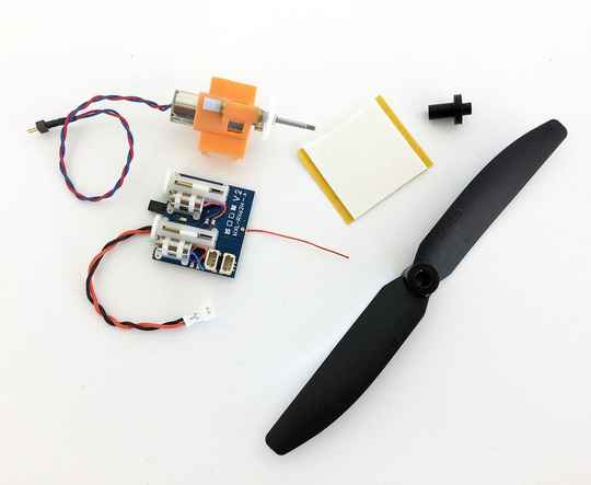 Microaces AIO Aero Flight Pack - FrSky D8 Compat. (STANDARD Prop Shaft) ***