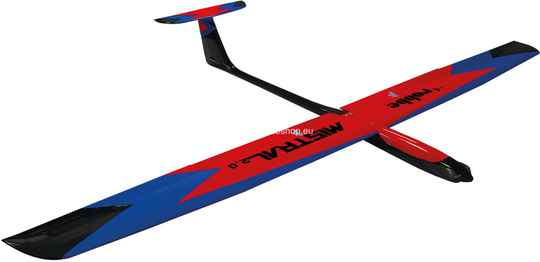 Robbe MISTRAL 2.0 ARF STYRO/GRP/ABACHI AREA Glider 2.000mm Span #2643 *