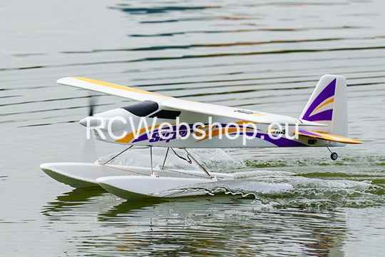 FMS Plane 1.220mm SPan Super EZ V4 RTF kit (m2) -Waterplane incl floats & reflex system FMS122M2 *