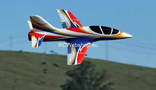 FMS Jet 70mm EDF Avanti V3 PNP kit 1.050mm Span FMS127 *