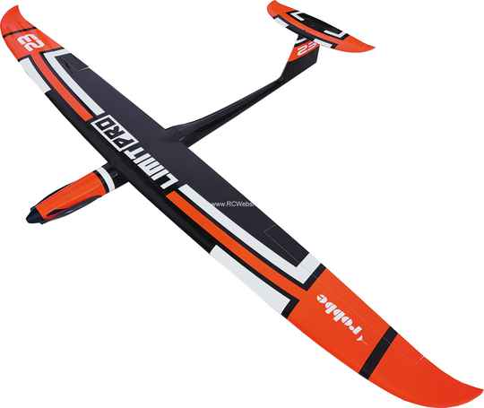 Robbe LIMIT PRO ARF FULL GRP/CRP Glider hotliner 1.700mm Span #2642 **