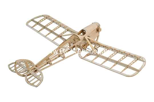 Tony Rays Aero Model 008 DH53 Humming bird Balsa kit 50cm kit no. 1808 MS