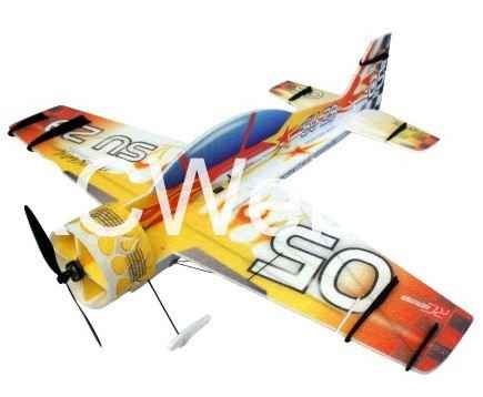 RC Factory SU-29 Russian S05 845mm span EPP kit *