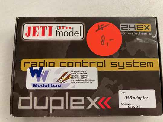 Used Reciever acc Jet Duplex USB Adapter I-USBA