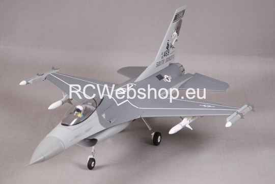 FMS Jet 70mm EDF F-16C (v2) PNP kit 813mm Span FMS102 *