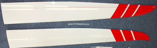 Valenta model part for plane #31 Alcor Two-piece Wing *