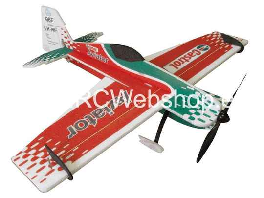 RC-Factory Edge 540 (Backyard Series)  B05 Castrol 800mm span EPP kit *
