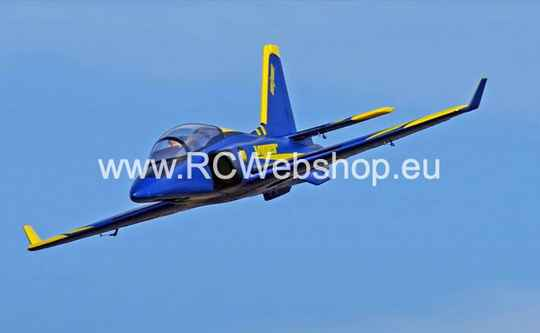ROC FMS Jet 70mm EDF Viper Blue PNP kit (Updated with Flaps) 1.100mm span ROC023B *
