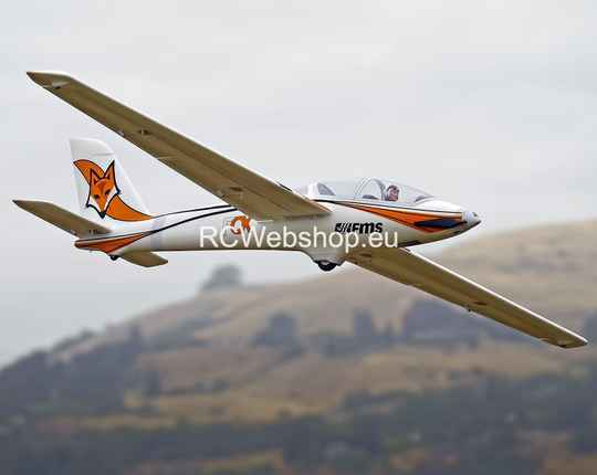 FMS Glider 3000mm : Fox PNP Kit FMS107 *