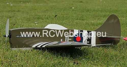RBC Funflyer Micro Tempest ??mm Span kit # MICAPEEE73 **