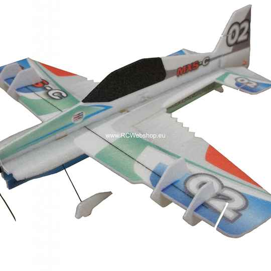 RC-Factory MXS-C (Mini) M05 Blue 600mm span EPP kit *