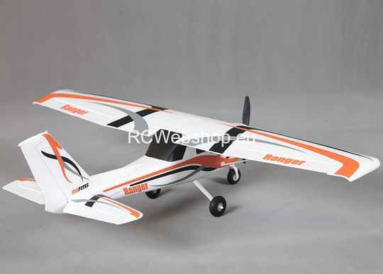 FMS Plane 850mm Ranger RTF kit (M2) with return to home function FMS123M2 *