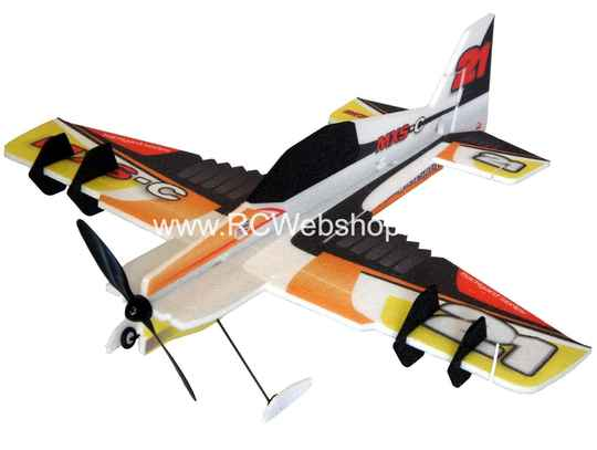 RC-Factory MXS-C (Backyard Series) B13 Orange 800mm span EPP kit *