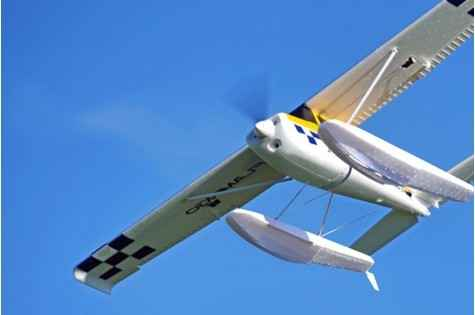 FMS Plane 1220mm Ranger RTF kit (M2) + floats FMS111FM2 *