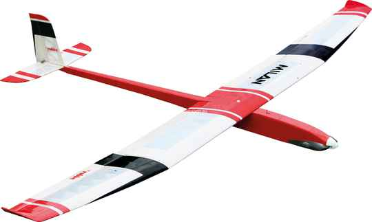 Robbe MILAN ARF HIGH-PERFORMANCE GLIDER  - 1.960mm Span #2653 *
