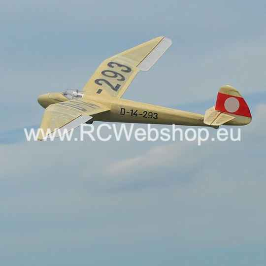 TonyRay Aero Model MiniMoa Scale Glider kit 1.422mm Span #011 ****
