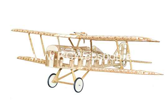 TonyRay Aero Model 010 RAF SE5a Balsa kit  38,1 cm Bi-plane kit no. 1810 MS