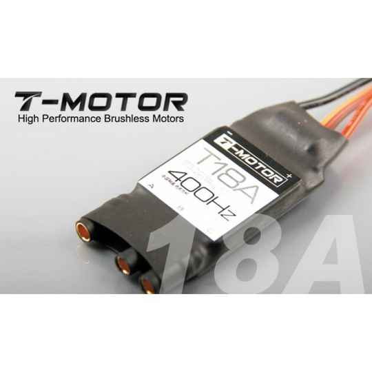 RC-factory acc ESC 18 A brushless Tiger R03*