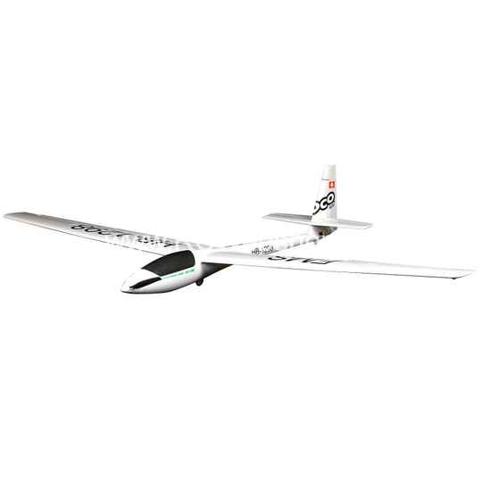 FMS Glider 2500mm : ASW-17 PNP Kit FMS129
