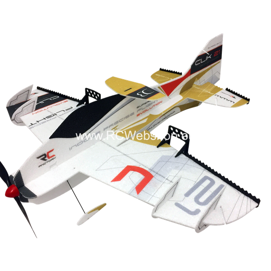 RC-Factory Clik 21 S08 Golden 840mm span EPP kit *
