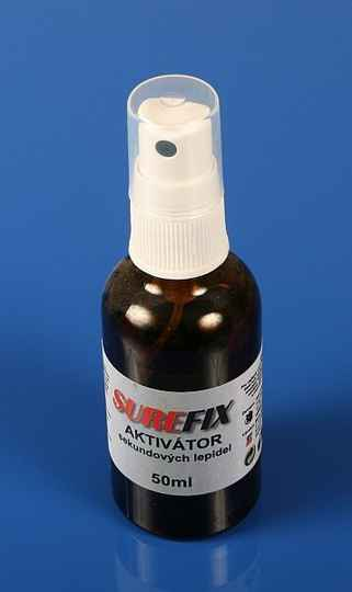 Activator for CA glue 50ml Surefix rf SUREFIX50
