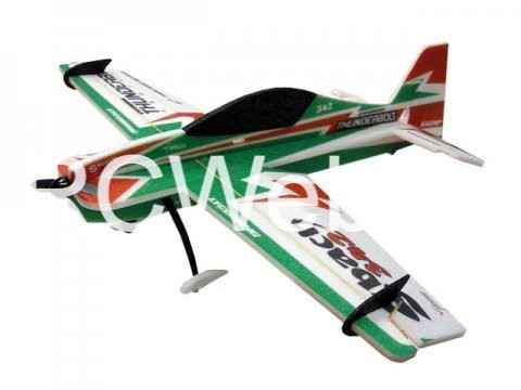 RC-Factory  Sbach (Backyard Series) B08 Green 800mm span EPP kit *