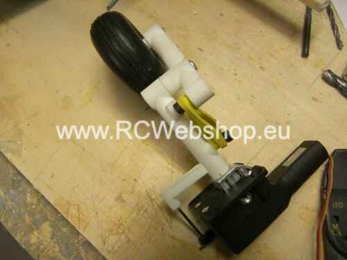 RBC Parts Verhees Delta nose gear leg # VERT583K55 **