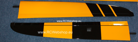 Valenta model part for plane #59 Sharon 4,2  X and V Outer wing left and right Carbon *******