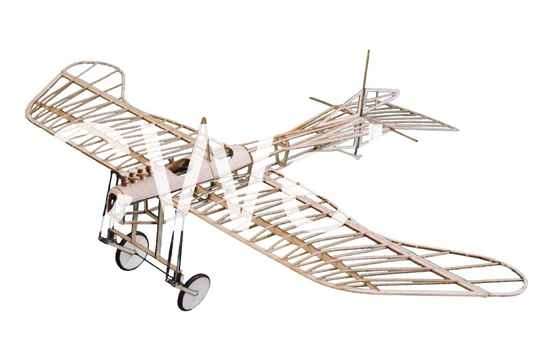 TonyRay Aero Model 006 Etrich Dove Taube Monoplane Balsa kit 45,6cm