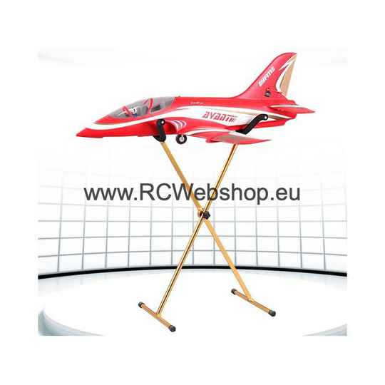 FMS Airplane Display Stand SILVER # FMSSTAND-V2