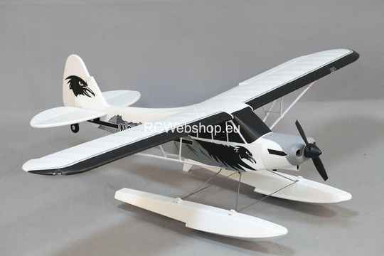 FMS Plane 1700mm PA-18 Super Cub PNP kit w/ free reflex system incl Floats Waterplane FMS110F *