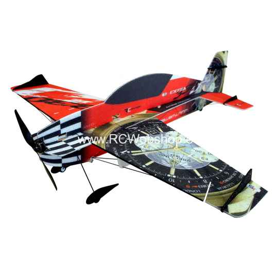RC-Factory Extra 330 (Superlite) S15 Red 840mm span EPP kit *