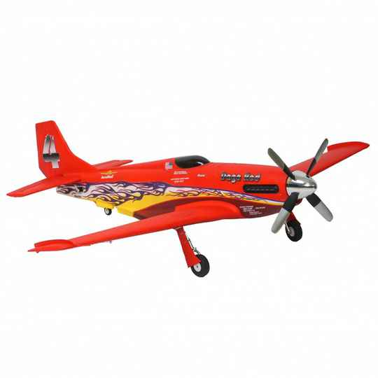 FMS Plane 1100mm P51D Mustang Dago Red Racer PNP kit FMS134******